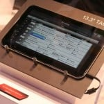 Toshiba shows off 5.1, 7.7 and 13.3-inch Android tablets at CES