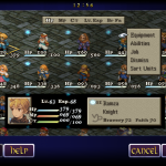 Final Fantasy Tactics iPad 2