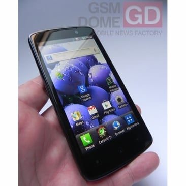 LG Optimus LTE P936 heading to Europe?