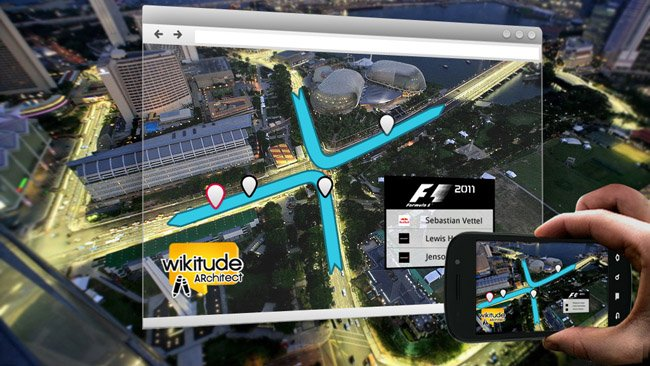 Wikitude launches new SDK based on ARchitect Engine to allow web developers to add augmented reality into their apps