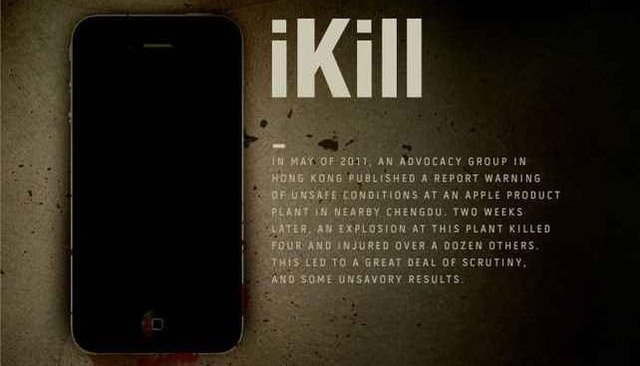 iKill: The human cost of making Apple products