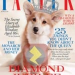 Tatler magazine beefed-up with Zappar-powered augmented reality to celebrate the Queen's Diamond Jubilee