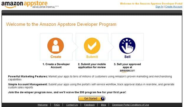 Amazon's Appstore hitting Europe this summer?