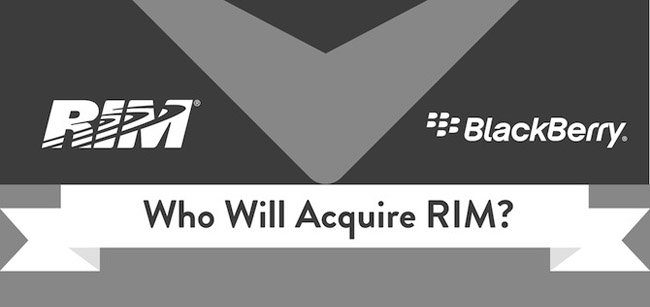 Who will acquire RIM?