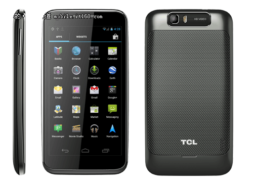Alcatel OT986 launches in China as TCL S900
