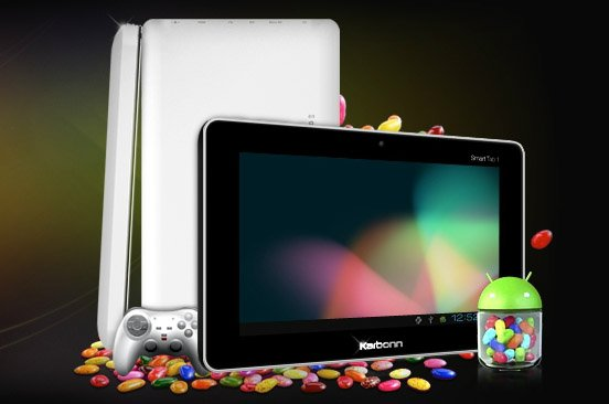 Karbonn Smart Tab 1 is the world's cheapest Jelly Bean tablet