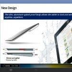 Sony Xperia Tablet with quad-core processor and 9.4-inch screen launching in September