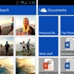 SkyDrive for Android