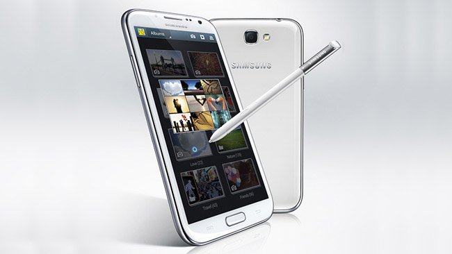 Samsung Galaxy Note II sales to surpass 20 million units
