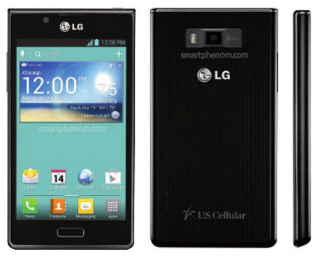 LG Splendor US730 heading to US Cellular