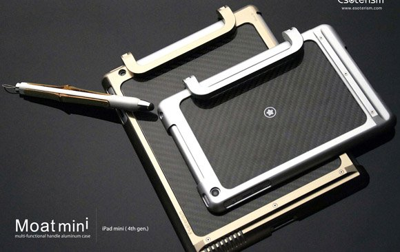 Esoterism Moat-mini premium aluminum case for iPad mini
