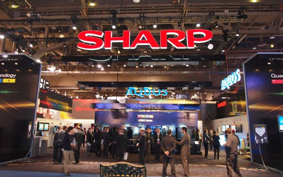 Sharp starts mass production of 1080p HD 5-inch displays