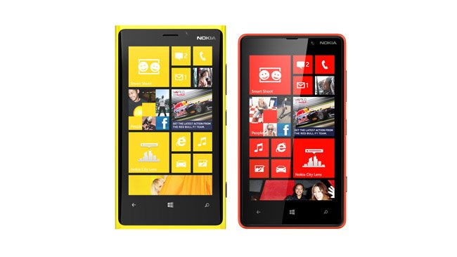 Nokia Lumia 920, Lumia 820 now shipping