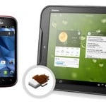 AT&T's Pantech Burst, Element get Ice Cream Sandwich
