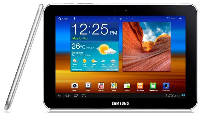 Samsung Galaxy Tab 8.9 Wi-Fi finally getting Ice Cream Sandwich update