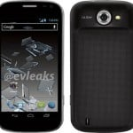 Sprint ZTE Flash press image leaked