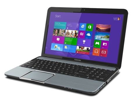 toshiba satellite s850B