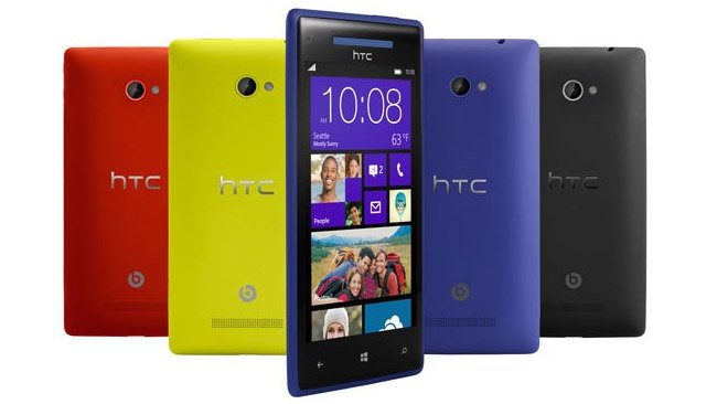 HTC Windows Phone 8S won't come to the US
