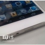 Huawei Ascend D2 caught in the wild before CES