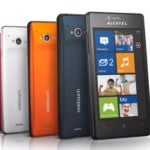 Alcatel One Touch View with Windows Phone 7.8 commercial
