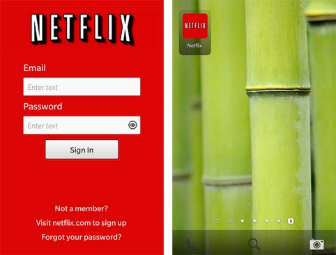 Netflix coming to BlackBerry 10!