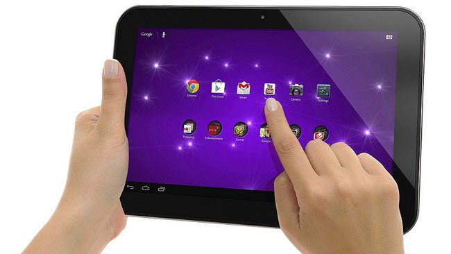 Toshiba Excite 10 SE Android tablet available later today for $349.99