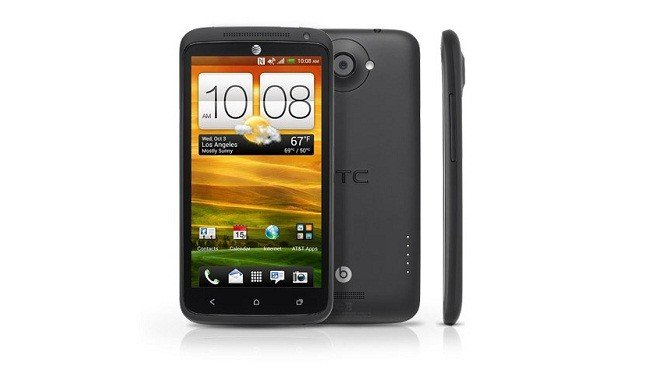 O2's HTC One X gets Jelly Bean update