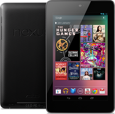 Nexus 7 outsells iPad in Japan? No it doesn't