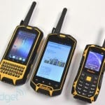 Runbo X5 and X3 are rugged Android smartphones with walkie-talkie capability