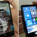 HTC HD7 gets Windows Phone 7.8 in Italy
