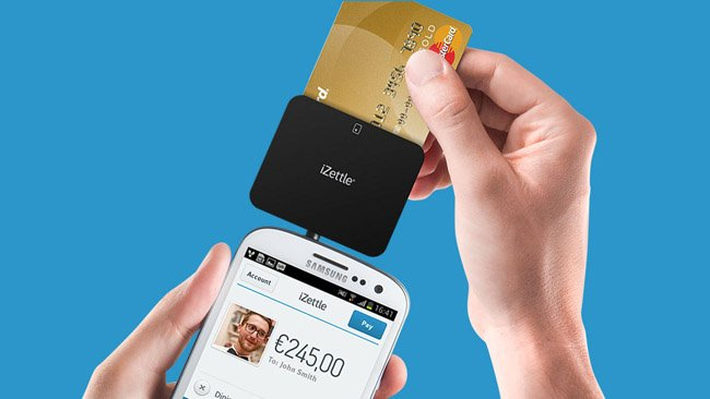 iZettle brings its mobile payment accessory and service to Spain in partnership with Banco Santander