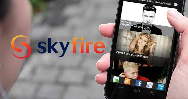 Skyfire Web Browser 5.0 now out for Android