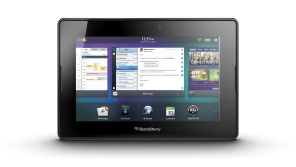 BlackBerry 10 tablet to be unveiled later this year