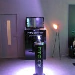 HTC booth tour