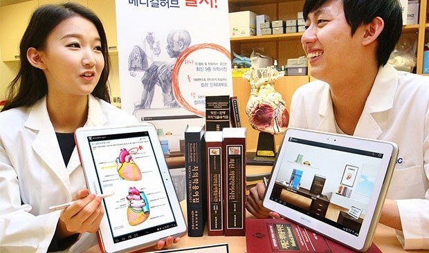 Samsung Galaxy Note 10.1 Medical Hub Edition unveiled in Korea