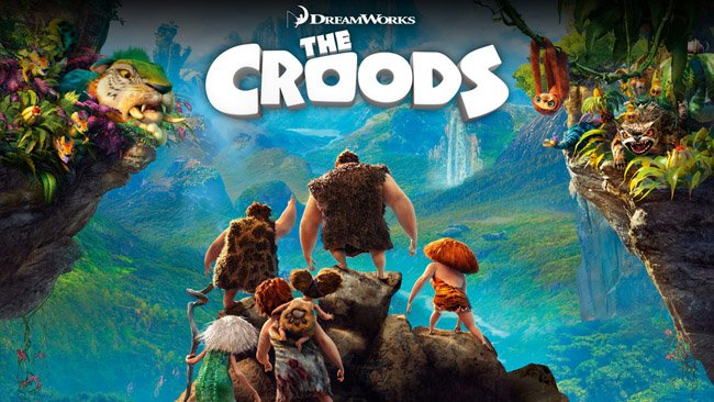 Dreamworks teams-up with Rovio to launch official The Croods game on March 14th