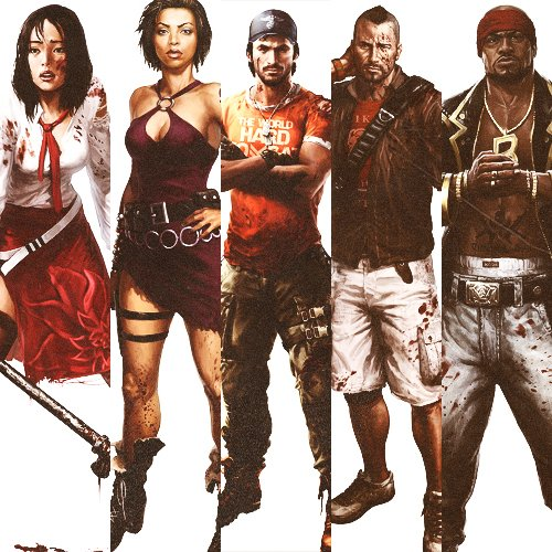 Dead Island Purna New Outfits