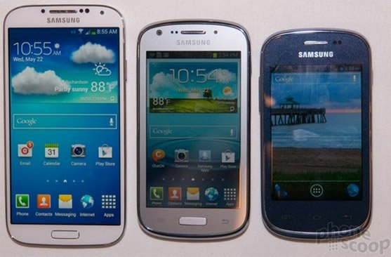 Samsung Galaxy Admire 2 and Galaxy Discover joining Galaxy S4 at Cricket