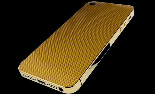 Golden Dreams unveils a trio of luxury iPhone 5's