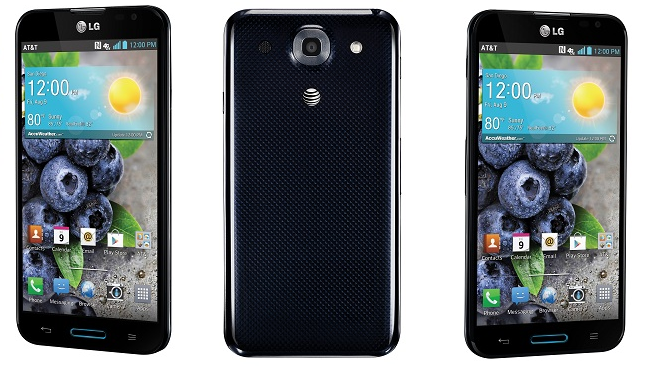 LG Optimus G Pro Coming to AT&T, Available May 10th
