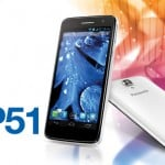 Panasonic P51 with quad-core CPU unveiled in India
