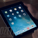 Exclusive- iOS 7 -- iPad - YouTube