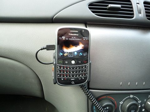BlackBerry going for the car market with new M2M solution