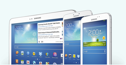 Samsung Galaxy Tab 3 series coming to Canada