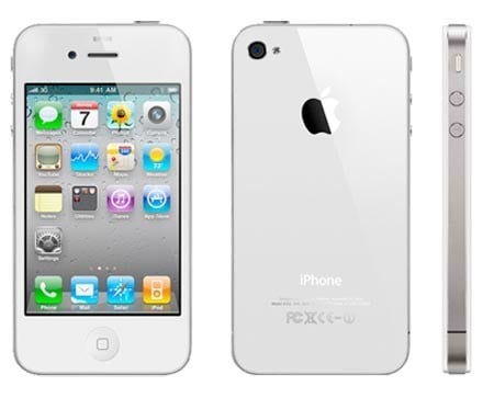 iPhone 4 still selling well in parts of the world