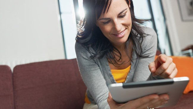UK: Women overtake men in tablet ownership stakes