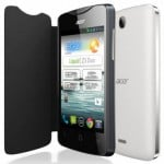 Acer Liquid Z3 is a small but decent Android smartphone
