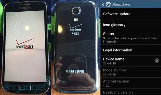Samsung Galaxy S4 Mini coming to Verizon?