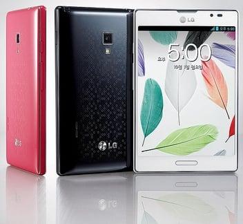 LG Vu 3 to be cheaper than Samsung Galaxy Note 3