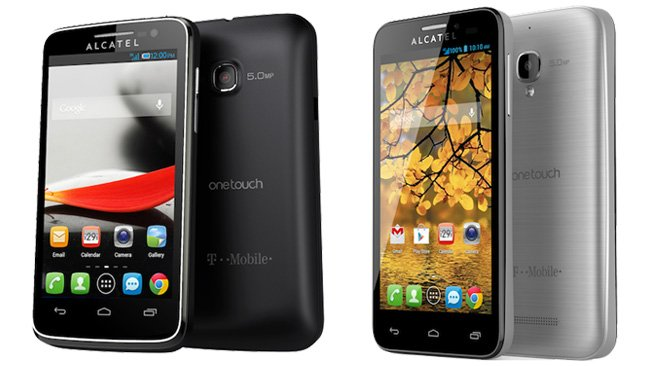 Alcatel One Touch Fierce and One Touch Evolve coming to T-Mobile